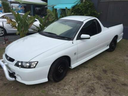 2003 Holden Commodore Ute Tuncurry Great Lakes Area Preview