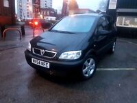 Vauxhall Zafira 2.0 DTi 16v Energy 7 Seater LOW MILES HPI CLEAR LONG MOT VERY CLEAN EXAMPLE