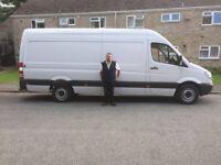 L👀k man with a van