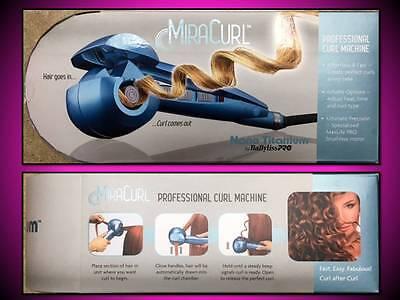 Babyliss Pro The Perfect Curling Machine Miracurl Lockenmaschine Mira Curl