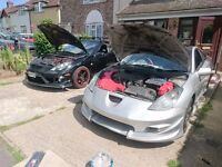 Toyota Celica VVTI (160) modified no mot