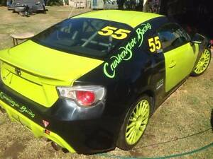LAST CHANCE T86RS SERIES TOYOTA 86 RACE CAR SALE OR LEASE! Dalby Dalby Area Preview
