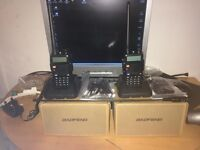 2x BaoFeng UV-5R 136-174/400-480 MHz Dual-Band DTMF CTCSS DCS FM Ham Two Way Radio