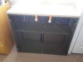 Solid sideboard / cupboard