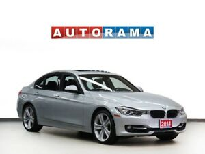 2014 BMW 320i NAVIGATION LEATHER SUNROOF 4WD