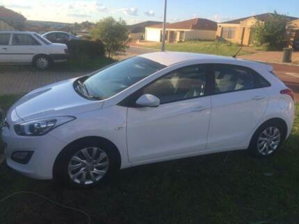 LATE 2013 Hyundai i30 Excellent Con, 1 elderly Gentleman owner Ridgewood Wanneroo Area Preview