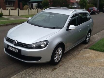 2012 VW Golf Station Wagon  TSI Comfortline 118 Automatic Carlton Kogarah Area Preview