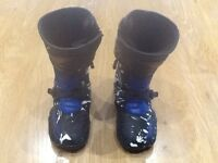 Junior XTRM Adventure Motorbike On/Off Road Boots size 1