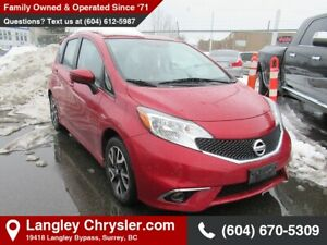 2015 Nissan Versa Note 1.6 SV *FUEL EFFICIENT*