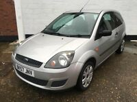 Ford Fiesta Style 3 door model, brand new mot and service lovely condition