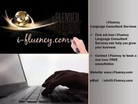 i-Fluency - Languages Consultant Services - French Spanish and English