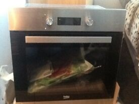 Beko oven 3 months old
