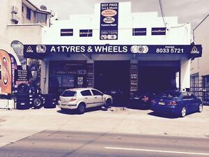 Top Quality, Brand New and Nearly New Car and Vehicle Tyres Summer Hill Ashfield Area Preview