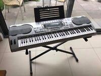 Casio WK-3500 Electric Keyboard