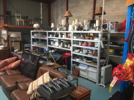 Garage Sale - furniture, white goods, electrical, bric a brac..