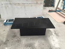 Stunning Black Stone Coffee Table Kingswood Penrith Area Preview