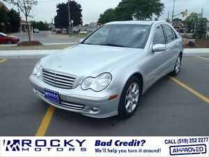 2007 Mercedes-Benz C-Class C280 Luxury 4MATIC Windsor Region Ontario image 2