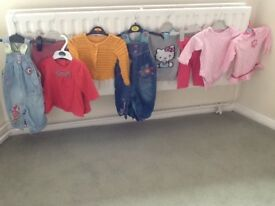 Baby girls clothes 0-3 years, Next, M&S, Blue Zoo Debenham