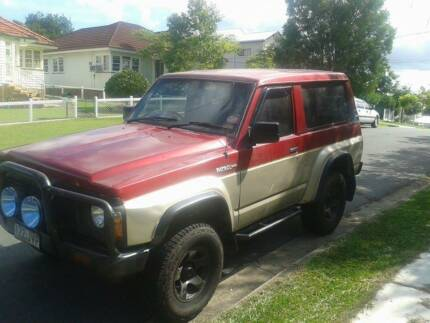 1991 Nissan Patrol (LPG Kit Fitted) Mitchelton Brisbane North West Preview
