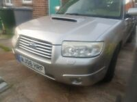 Forester xte 2.5 turbo 2006 cheap tax bracket car
