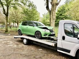 Car Breakdown Recovery Vehicle Transport Collection Delivery Towing Tow Truck Service Copart
