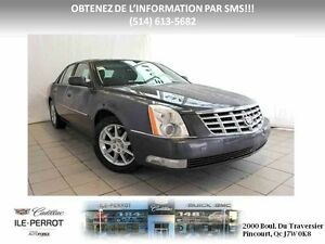 2010 Cadillac DTS TOIT OUVRANT, BLUETOOTH, MAGS