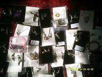 Bundle of handmade jewellery clearance sale (worth £60+)