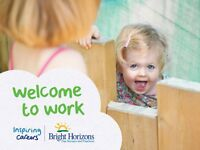 Early Years Practitioner, Edinburgh