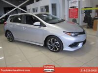 Toyota Corolla iM Hayon 2017 **MAGS / Bluetooth / Cam recul** City of Montréal Greater Montréal Preview