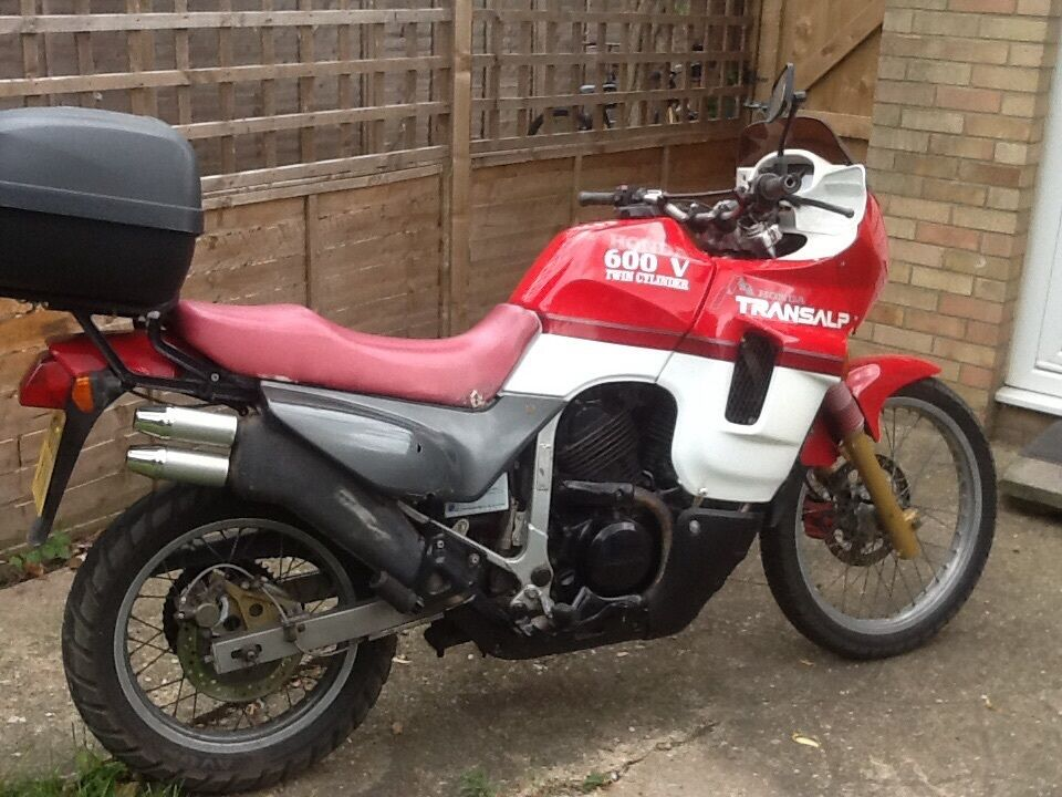 1990 honda transalp 600 in kings lynn norfolk gumtree. Black Bedroom Furniture Sets. Home Design Ideas