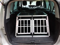 dog crate / cage for car boot - for small/medium sized dogs