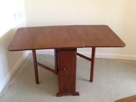Vintage extending wooden Dining Table