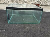 3 X fish tanks for sale