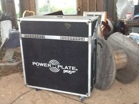 Large flight case as new