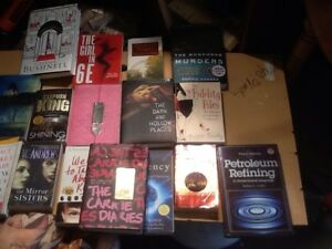 Great books ,$3.00 ,  each ,take all for $20.00