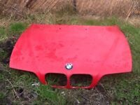 BMW E39 5 series bonnet