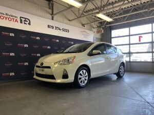 Toyota Prius C 2014 - A/C - Gr. élect. - Cruise