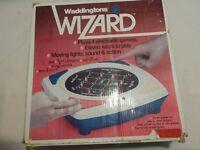 vintage waddingtons wizard game