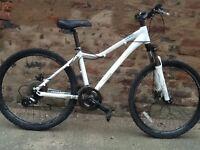 Giant revel ladies hardtail mountain bike
