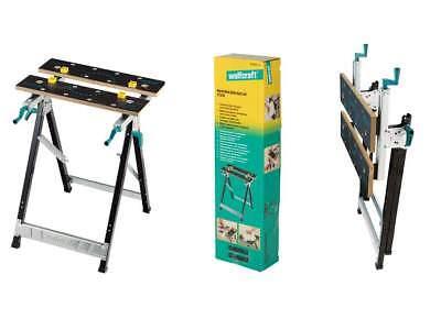 Workbench (Restposten Wolfcraft Workbench 150 - Spann- und Arbeitstisch Werkbank Werktisch)