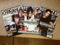 Kerrang Rock Magazines
