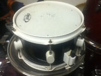"PDP 10"" snare."