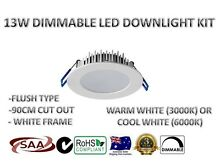 LED downlight kit dimmable 13w wholesale price brand new Sydney City Inner Sydney Preview