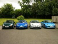 MG F&TF UK owners club