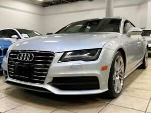 2014 Audi A7 TDI Technik S-Line | Nav | Loaded | Clean Carfax!