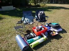 A lot of camping gear Cairns Cairns City Preview