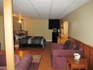 Furnished basement for rent!