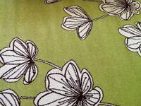New Carpet Green / Beige