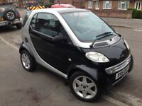 2002 Smart for2 engine rebuilt 2015 Bargain
