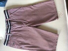 Boys Jasper Conran Shorts